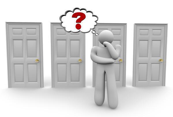 Deciding Which Door to Choose 2