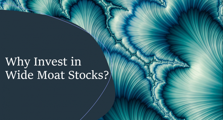 Why Invest in Wide Moat Stocks?