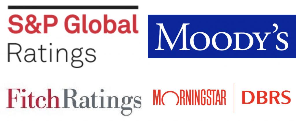 4 Credit Rating Agencies