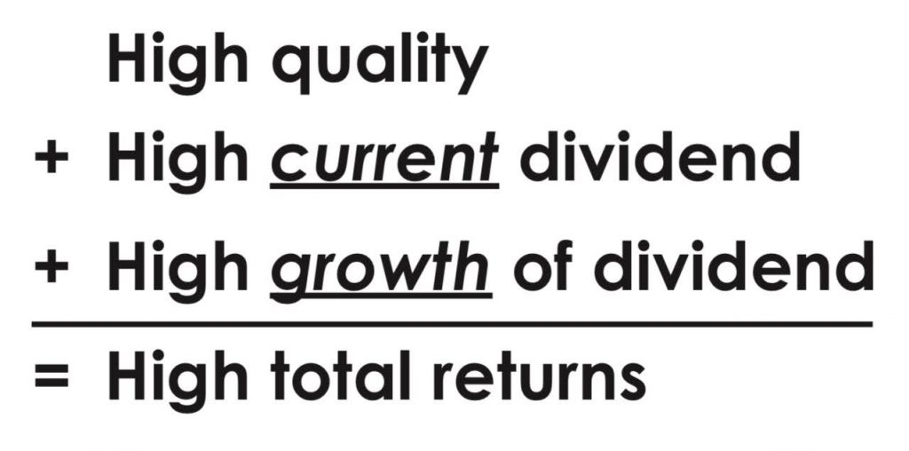 Single Best Investment Creating Wealth with Dividend Growth Formula