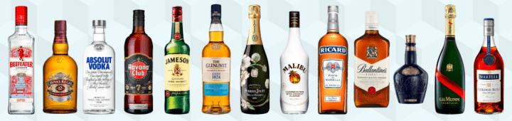 Pernod Ricard SA International Brands