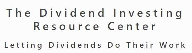 The Dividend Investing Resource Center - Letting Dividends Do Their Work