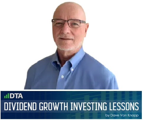 Dave Van Knapp Dividend-Growth-Investing-Lessons